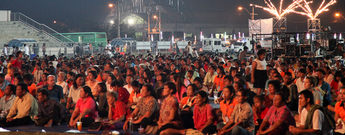 Фестиваль Иисуса в Таиланде