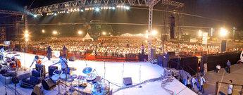 Фестиваль Иисуса в Индии