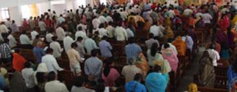 Jesus Festival in India