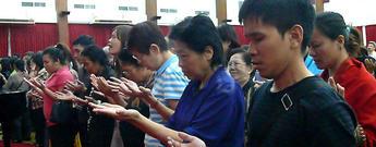 Jesus Festival in Thailand (Roi Et)