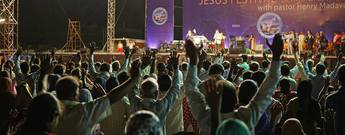 Jesus Festival in India (Bangalore) Oct 30 - Nov 1, 2015
