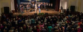 Jesus Festival in Kropyvnytskyi (Ukraine) with pastor Henry Madava