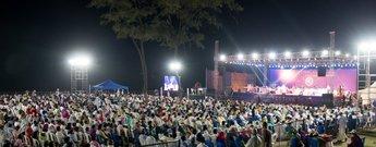 Jesus Festival in Kozhikode/Calicut (India)