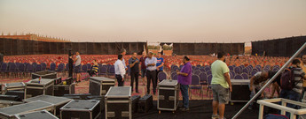 Jesus Festival in Cairo (Egypt)