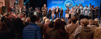 Фестиваль Иисуса в г. Ивано-Франковске (Украина)