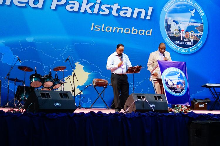 Sermon about the Glory of God, Glory Filled Pakistan conference, day 2