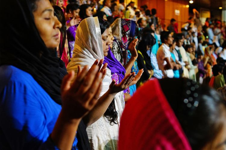 Healing prayer in Pakistan, Islamabad