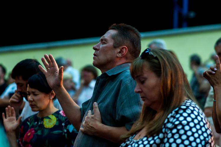 Молитва за исцеление
