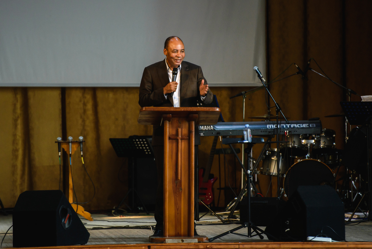 Pastor Henry Madava: «There is a mission and that's why God placed you on the earth so that this mission to be accomplished»