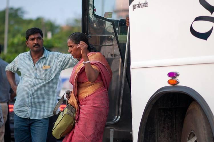 Людей з найближчих провінцій привозили автобусами спеціально на служіння Фестивалю Ісуса