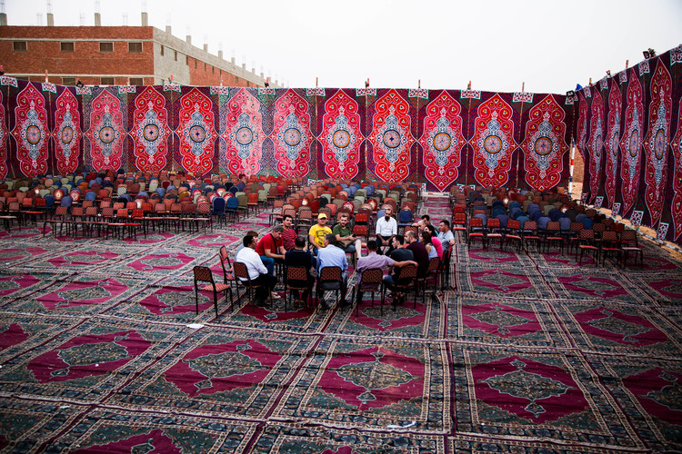 Preparations to the Jesus Festival in Cairo (Egypt) are in full swing!