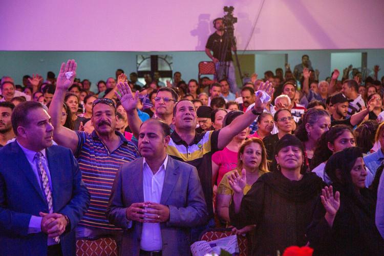 Слава Божа зійшла на всю церкву, і це відчувалося фізично.