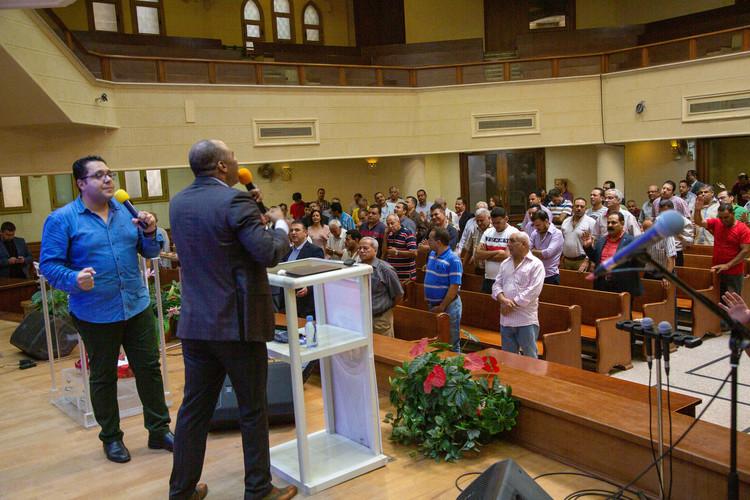 Зустріч для пасторів і лідерів запалила в них вогонь Духа Святого!